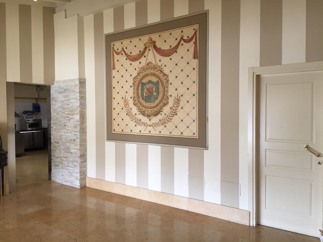 Decorazioni pittoriche per interne ed esterni bianchi - Decorazioni pittoriche ...