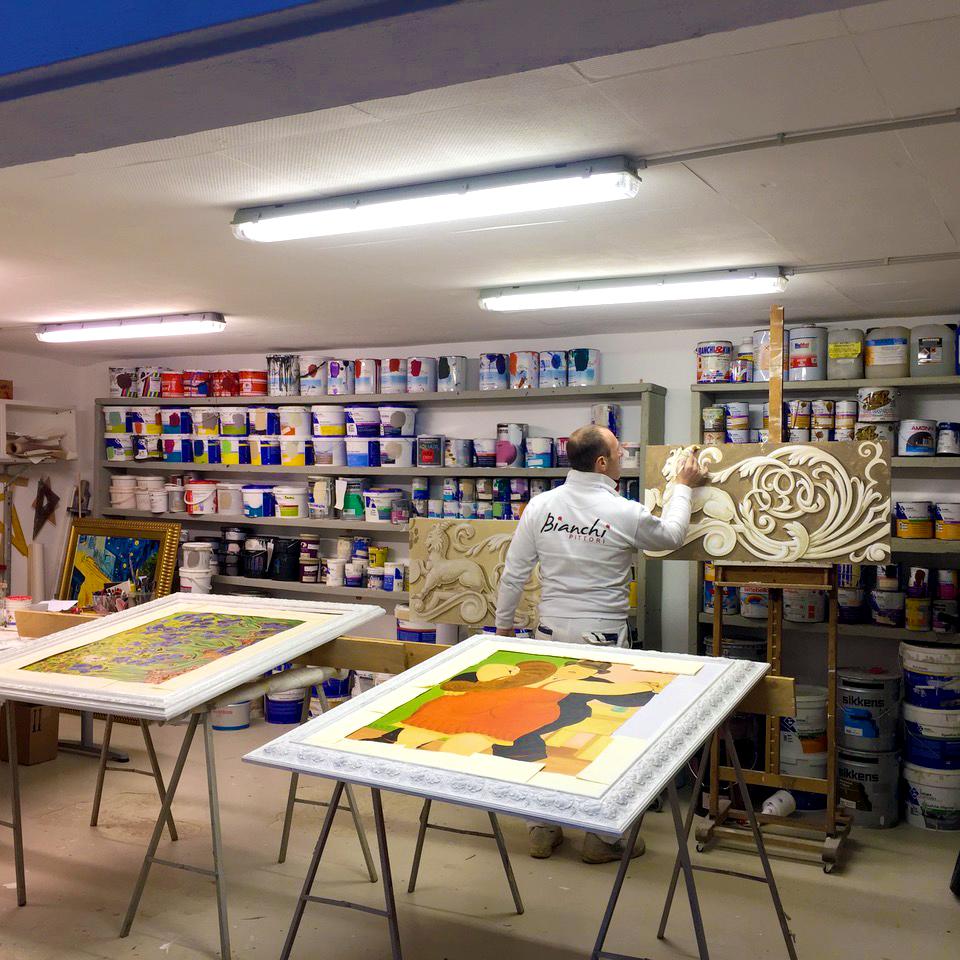 Bianchi Pittori Brescia Studio
