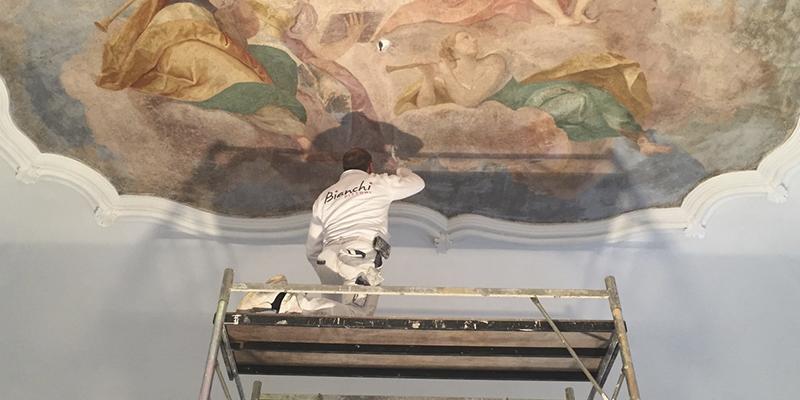 Restauro Pittorico Bianchi Pittori Brescia