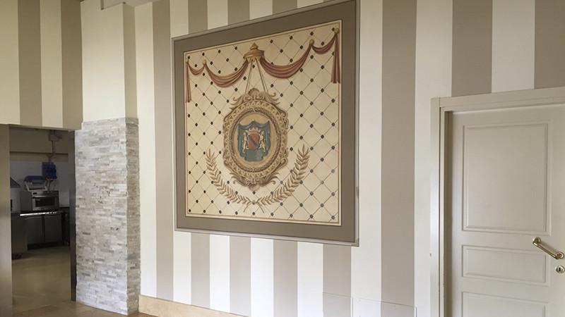 Decorazioni pittoriche Bianchi Pittori Brescia Gallery 11