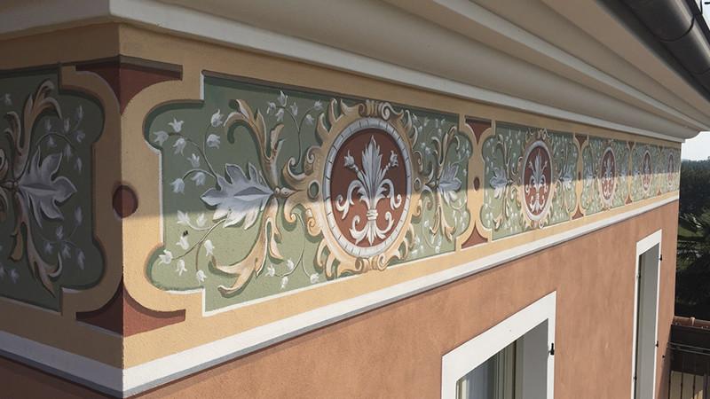 Decorazioni pittoriche Bianchi Pittori Brescia Gallery 13