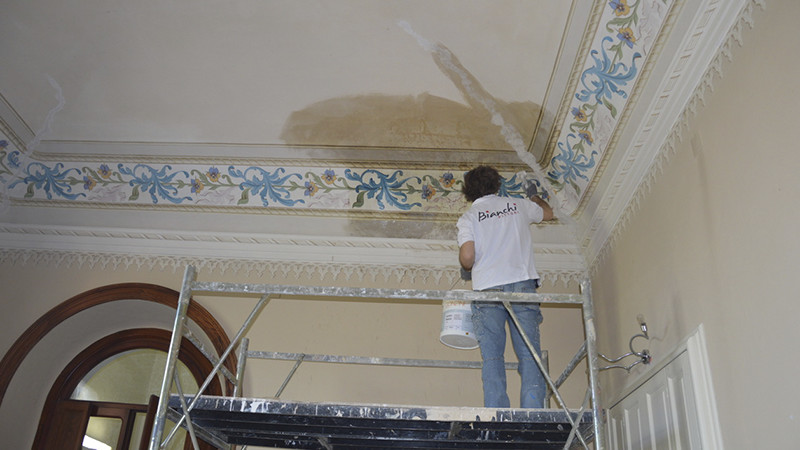Restauro pittorico Bianchi Pittori Brescia Gallery 3