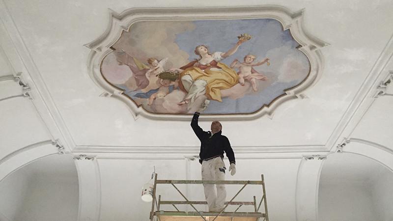 Restauro pittorico Bianchi Pittori Brescia Gallery 5