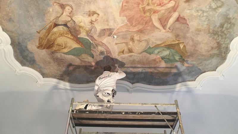 Restauro pittorico Bianchi Pittori Brescia Gallery 6