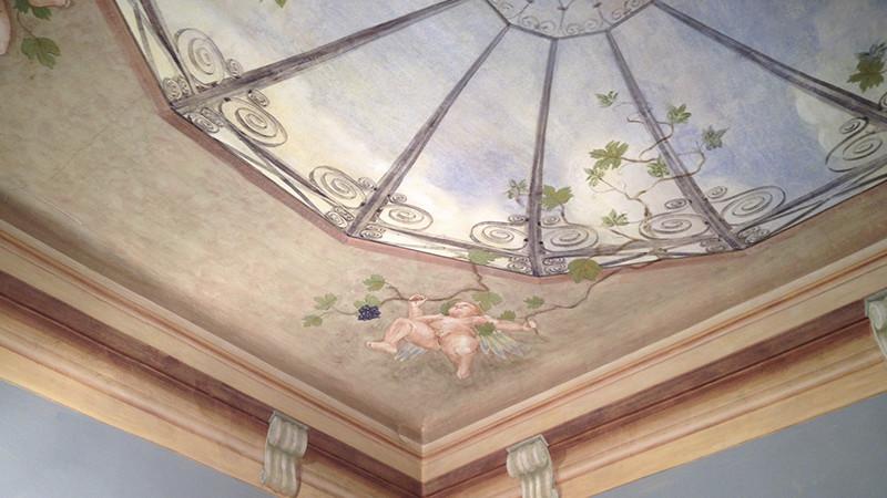 Restauro pittorico Bianchi Pittori Brescia Gallery 8