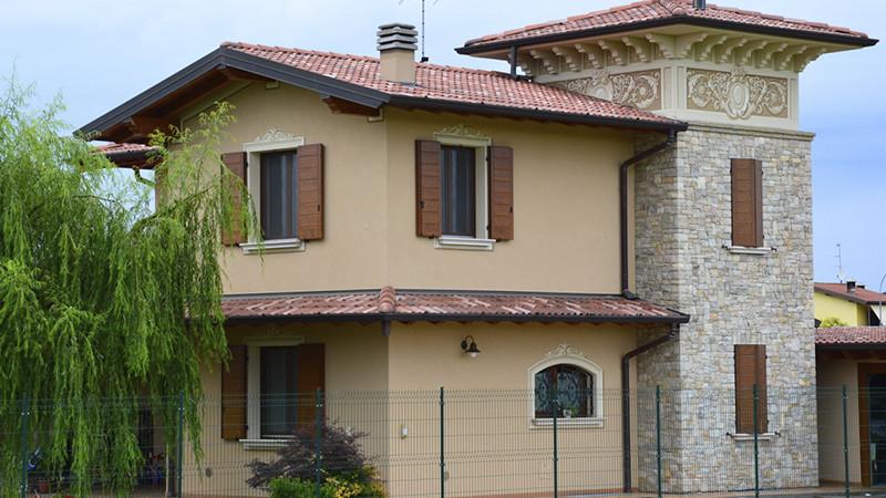 Tinteggiatura esterna Bianchi Pittori Brescia Gallery 13