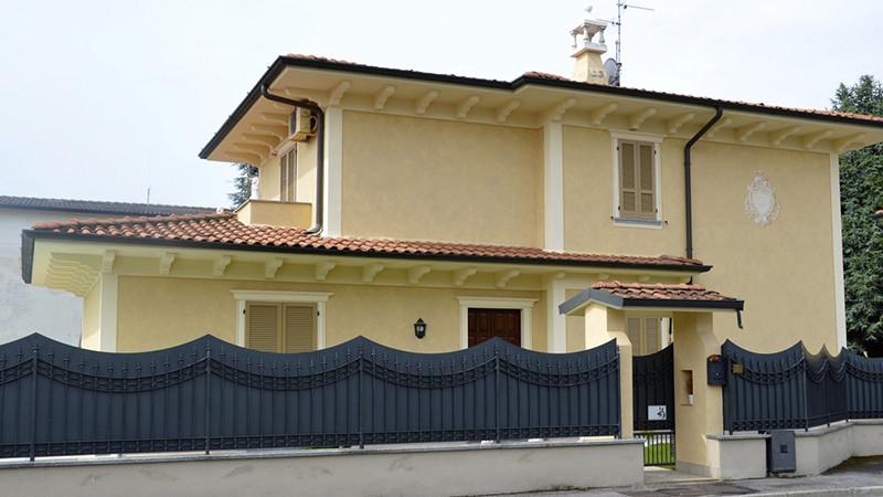 Tinteggiatura esterna Bianchi Pittori Brescia Gallery 6