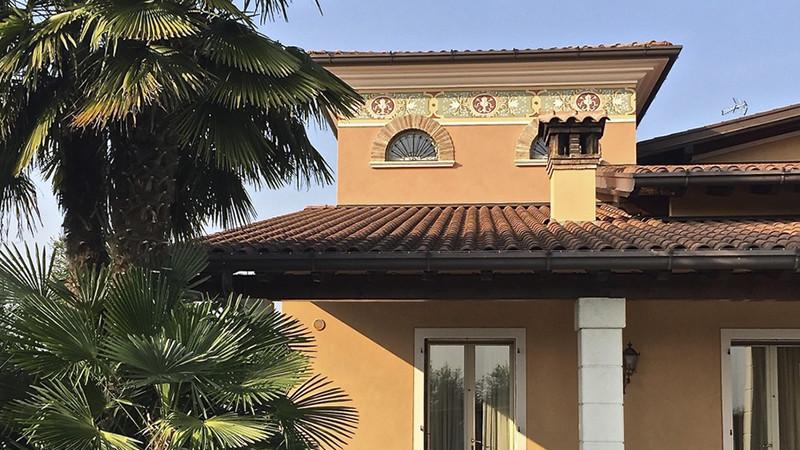 Tinteggiatura esterna Bianchi Pittori Brescia Gallery 7
